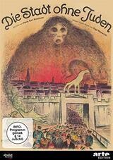 Die Stadt ohne Juden - Poster