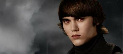 Cameron Bright als Vampir Alec in Twilight Eclipse