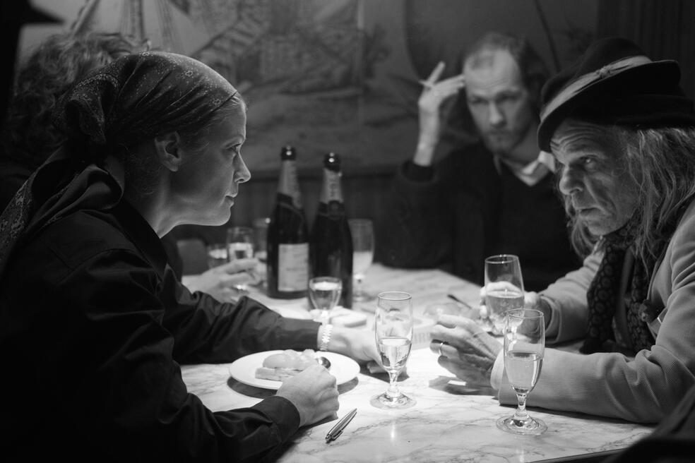 3 Tage in Quibéron mit Robert Gwisdek, Birgit Minichmayr und Marie Bäumer