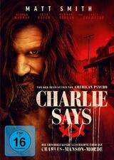 Charlie Says - Poster