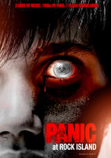 Panic at Rock Island - Poster
