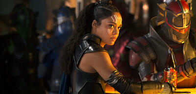 Valkyrie in Thor 3