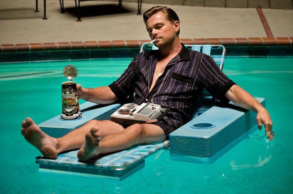 Once Upon a Time ... in Hollywood mit Leonardo DiCaprio