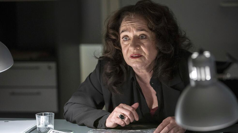 Tatort: Spieglein, Spieglein mit Mechthild Großmann