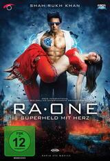 Ra.One - Superheld mit Herz - Poster