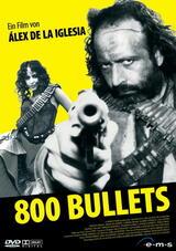 800 Bullets - Poster