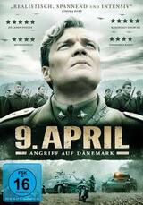 9. April - Angriff auf Dänemark - Poster