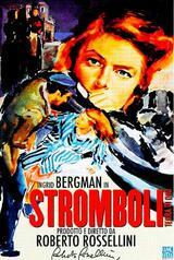 Stromboli - Poster