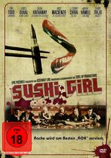Sushi Girl - Poster