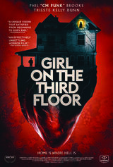 Girl On The Third Floor - Poster