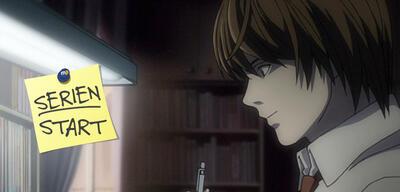 Death Note, Staffel 1