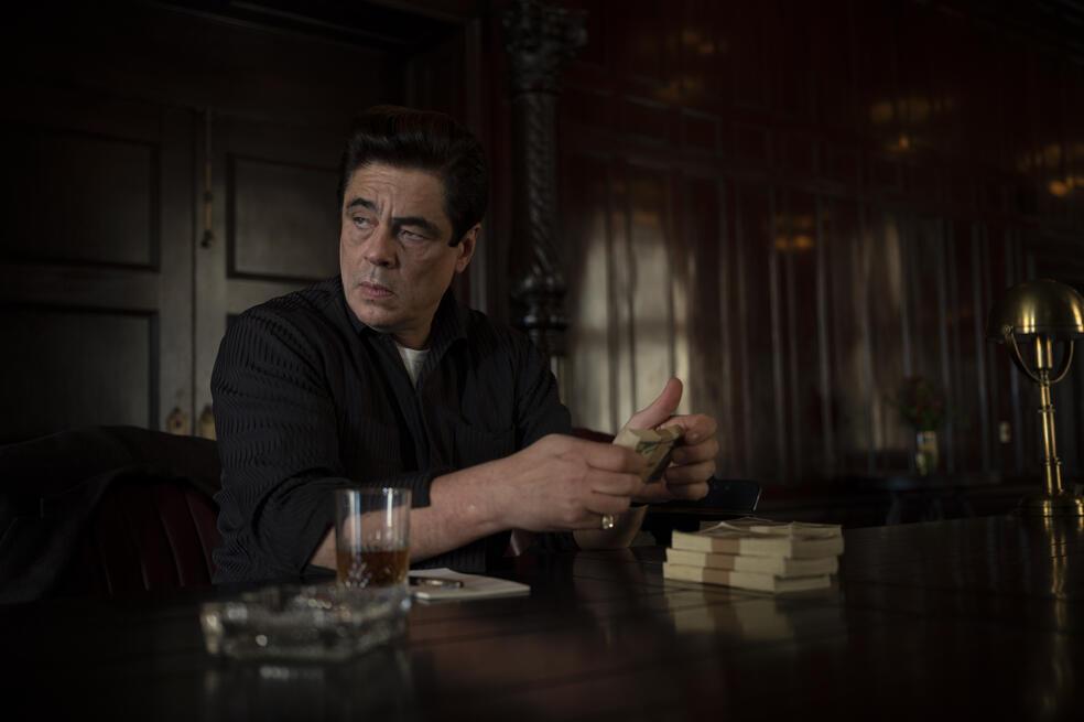 No Sudden Move mit Benicio del Toro