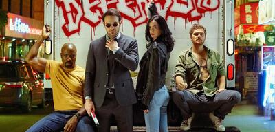 Marvel's The Defenders finden sich im ersten Trailer zusammen