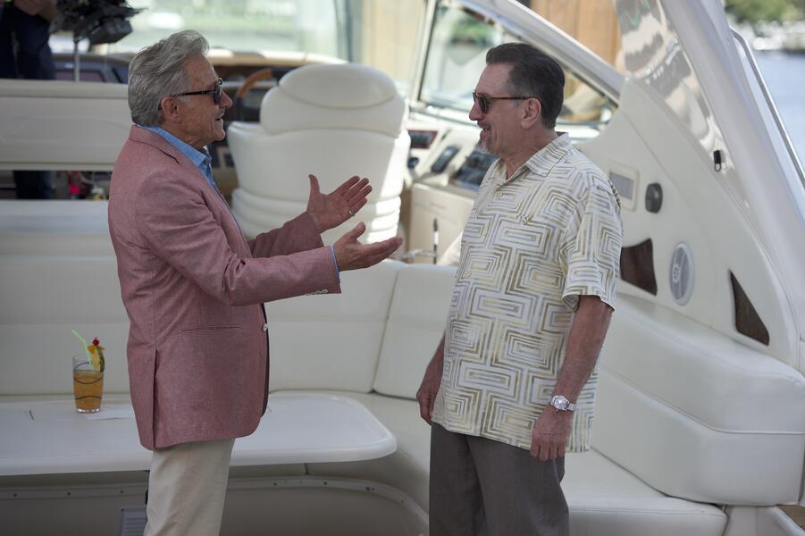 The Comedian mit Robert De Niro und Harvey Keitel