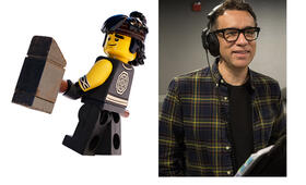 The Lego Ninjago Movie mit Fred Armisen - Bild 103