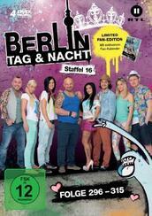 Berlin - Tag und Nacht Staffel 16 - Poster