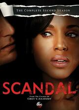 Scandal - Staffel 2 - Poster