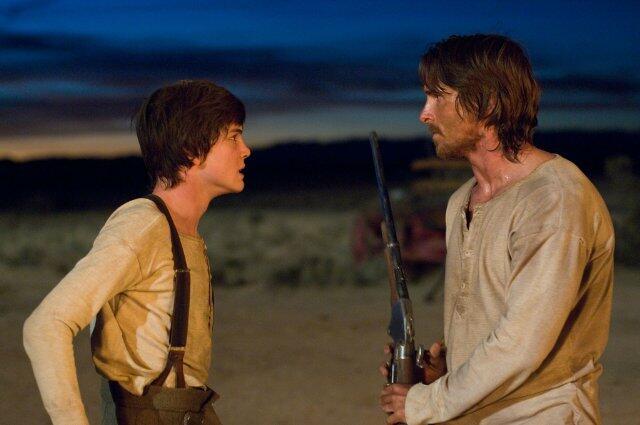 Todeszug nach Yuma mit Christian Bale