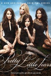 Pretty Little Liars - Poster