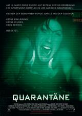 Quarantäne - Poster