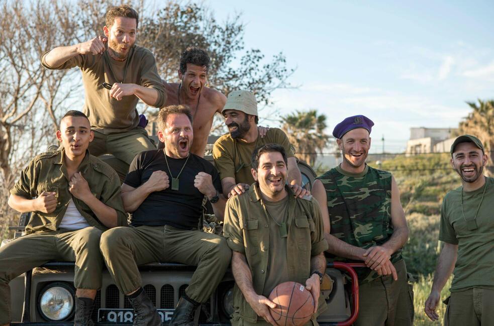 Der Tel-Aviv-Krimi: Alte Freunde mit Samuel Finzi