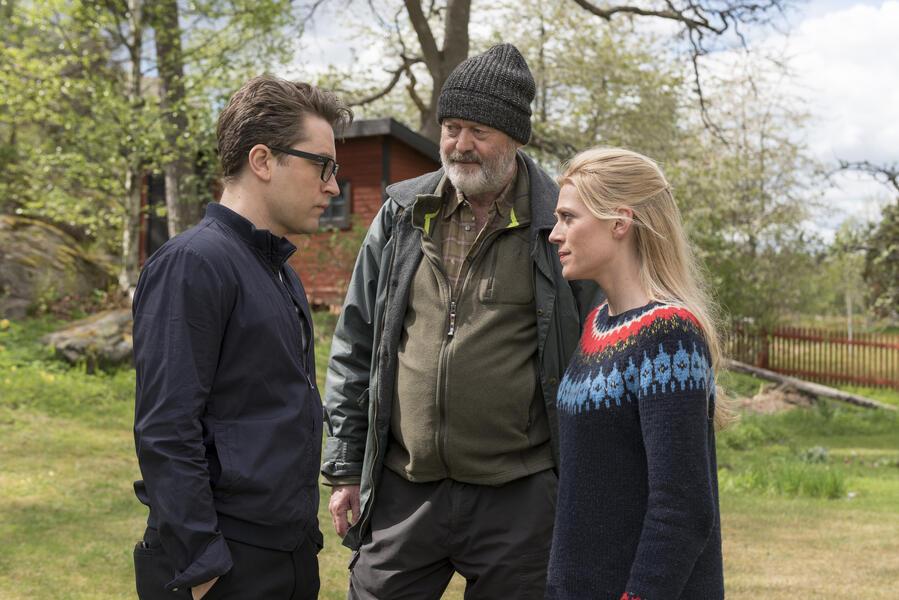 Inga Lindström: Das Postboot in den Schären mit Nele Kiper, Adrian Topol und Wolfgang Häntsch