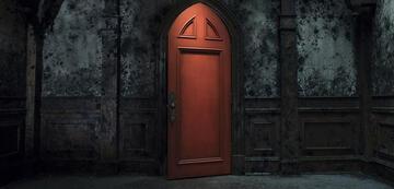 Welche Geheimnisse verbergen sich hinter der roten Tür?