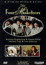 Die vier Musketiere - Poster