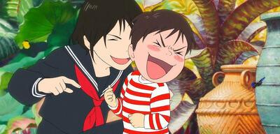 Mirai und Kun