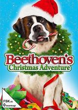 Beethovens abenteuerliche Weihnachten - Poster