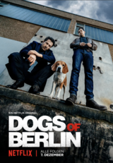 Dogs of Berlin - Poster