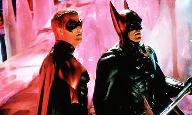Batman & Robin mit George Clooney und Chris O'Donnell - Bild 1