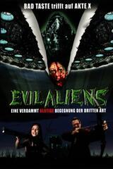 Evil Aliens - Poster