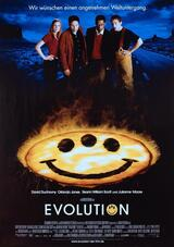 Evolution - Poster