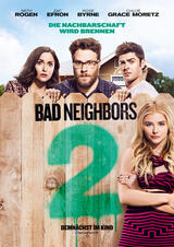 Bad Neighbors 2 - Poster