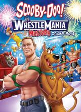 Scooby-Doo: Wrestlemania Mystery - Poster