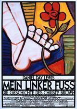 Mein linker Fuß - Poster