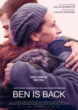 Ben Is Back  - Poster