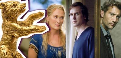 Meryl Streep, Lars Eidinger und Clive Owen