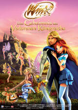 Winx Club - Das Geheimnis des Verlorenen Königreichs - Poster