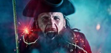 Wahnsinnige Piraten-Legende: Blackbeard in Das verlorene Piratenreich