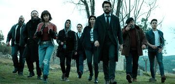 Haus des Geldes: Wer aus der Bande überlebt?