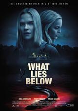 What Lies Below - Poster