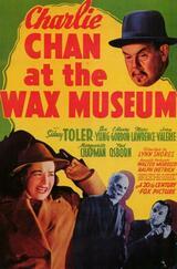 Charlie Chan im Wachsfigurenkabinett - Poster
