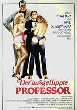 Der ausgeflippte Professor - Poster