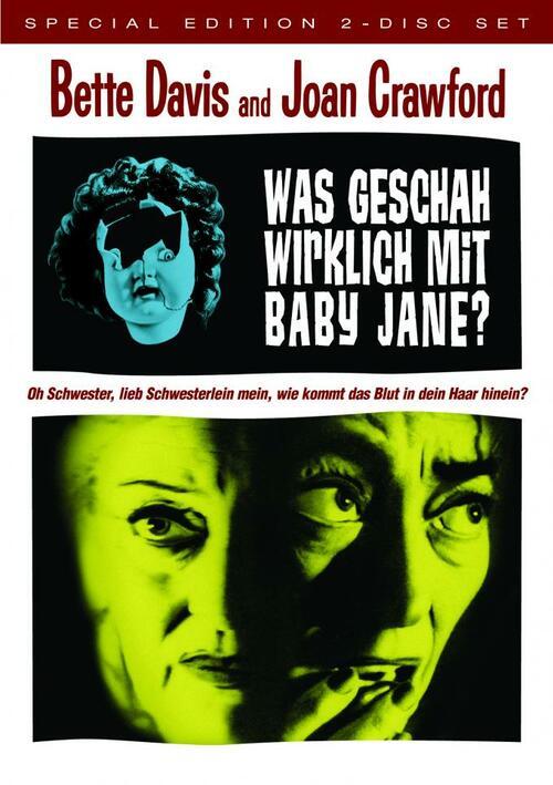 Was Geschah Wirklich Mit Baby Jane Film 1962 Moviepilot De