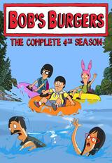 Bob's Burgers - Staffel 4 - Poster