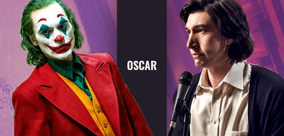 Joaquin Phoenix in Joker und Marriage Story mit Adam Driver