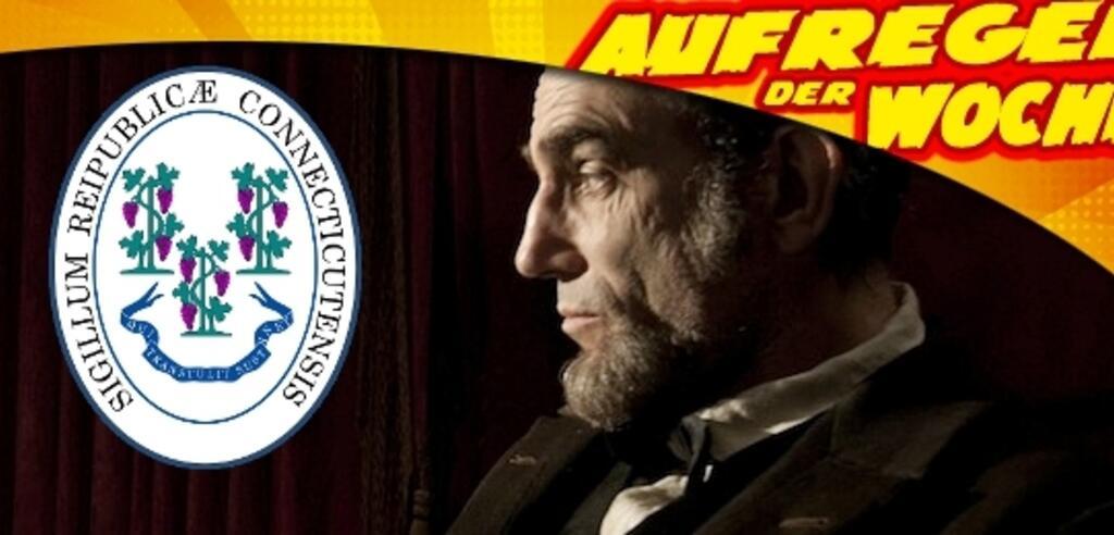 Abraham Lincoln sinniert