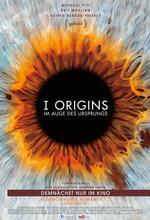 I Origins - Im Auge des Ursprungs Poster